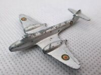 Vintage Dinky Toys Meccano Meteor Aeroplane Made in England 1950s
