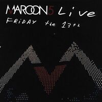 Live: Friday the 13th by Maroon 5 (CD, Sep-2005, Octone Records)   06