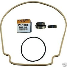 Pentair Whisperflo Seal Plate Gasket O-ring Seal Parts Kit 1-31-08 and Prior