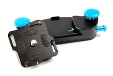 Waist Belt Buckle Mount Camera Clip Adapter  Dull Polished Surface For DSLR