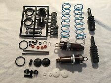 KYOSHO INFERNO MP9 TKI3, NEW REAR BIG BORE SHOCKS & SPRINGS, IF470 & IS106-814
