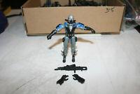 G.I. JOE COBRA 2005 v3 ELECTRIC EEL Action figure near complete