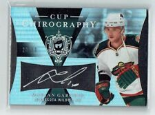 07-08 UD Uper Deck The Cup Chirography  Marian Gaborik  /50  Auto