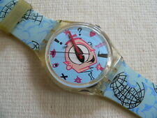 1991 Swatch Watch Gulp Design of Massimo Giacon new