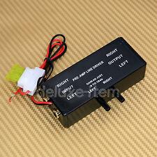 CAR Audio Pre-Amp RCA ingresso/uscita Line Driver Modulo Amplificatore di segnale