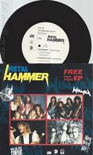 """7"""" METAL HAMMER-- PROMO -- BAD COMPANY-WINGER-SONGS OF ANGELS"""