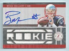 RYAN MALLETT 2011 TOTALLY CERTIFIED RC JERSEY AUTOGRAPH AUTO /200 PATRIOTS