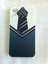 Stripe Tie Art Printing iPhone 4/4S Case