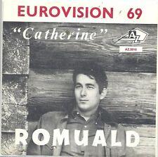Single / ROMUALD / EUROVISION 1969 / RARITÄT /