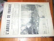 """L""""Abeille de France n°479 Le Miel origine"""