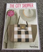 THE CITY SHOPPER SEWING PATTERN BY SIMPLY SEWING