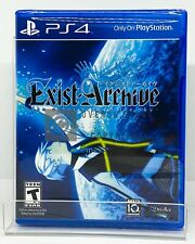 Exist Archive: The Other Side of the Sky - Ps4 - Brand New | Factory Sealed