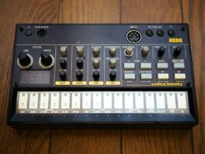 KORG volca beats analogue rhythm machine excellent+++ condition #0566J