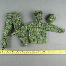 Y34-125 1/6 scale SS070 Vietnam War PLA Uniform & Helmet