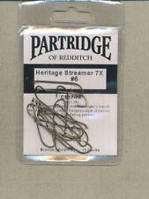 Sierra-Japan heavy wire long shank fly tying hooks 7x long streamer