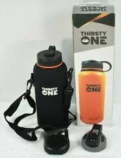 THIRSTY ONE Vacuum Insulated Bottle