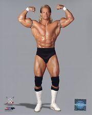 """WWE foto LEX LUGER 8x10"""" ufficiale wrestling PROMO della WCW"""