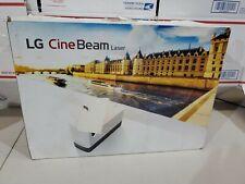 2020 Lg CineBeam Hf85La Laser Smart Home Theater Projector*Zero Hr Read Details*
