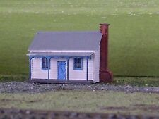 HO scale Ipswich Cottage laser cut timber KIT