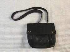 Jerome Dreyfuss Jeremie black leather shoulder bag