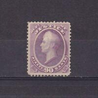 USA 1873, Sc# O34, CV $800, No gum