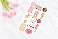 Planner Addict Decorative Planner Stickers for all Planner Types - Erin Condren