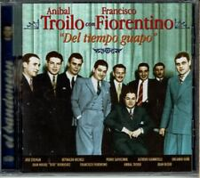 Anibal Troilo con Francisco Fiorentino Del Tiempo Guapo  BRAND  NEW SEALED CD