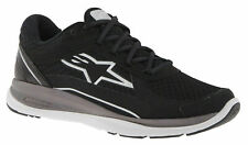 Alpinestars Casual Trainers - 100 Running Shoes Black/White Ankle Shoe