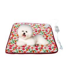 1Pc Pet Puppy Dog Cat Kitten Warm Electric Heat Pad Blanket Heating Bed Mat
