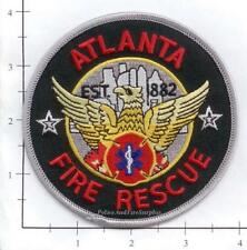Georgia - Atlanta GA Fire Rescue Dept Patch