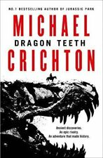Dragon Teeth by Crichton, Michael Book The Cheap Fast Free Post