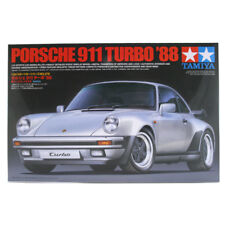 Tamiya Porsche 911 Turbo '88 Model Set (Scale 1:24) Car Model Kit 24279 NEW