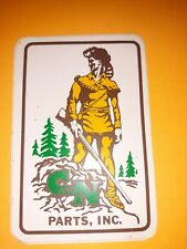 C&N Parts Inc Mining Decal
