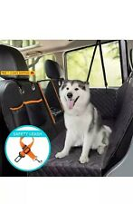 New listing Hachi'S Choice Cargo LinerDog Car Seat Covers,Waterproof Back Seat Cover For Do