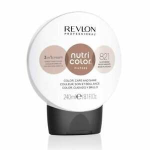 Revlon Nutri Color Filters 821 Silver Beige 240ml