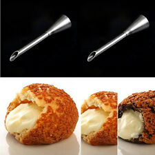 Douille Patisserie Seringue Embout Moule Gâteau Déco Nozzle Profiterole Crème