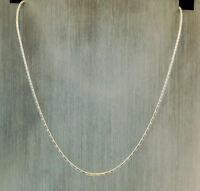 Qualitäts Kobra Kette 925er Sterling Silber 50 cm NEU