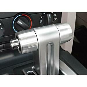2005-2009 Ford Mustang Automatic Aluminum Shifter Ring Cover Set (Set Screw)