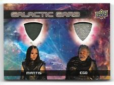 2017 Marvel Guardians of the Galaxy 2 Galactic Garb DUAL DM-11 Mantis & Ego