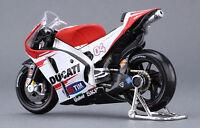 Motorcycle Model Toy Maisto 1:18 Motorbike DUCATI#04 Andrea GP Racing Kids Gift
