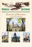 Rockstrohs illustr. Blätter-Unsere Heimat-Geschichten St. Wolfgang/Schneeberg