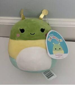 "Squishmallow - Rutabaga The Caterpillar 5"" NWT"