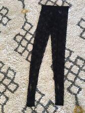 L.A.M.B. Gwen Stefani Lace Leggings Size Medium