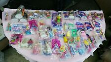Lot Barbie cabbage patch McDonald's Happy Meal Doll Toys Figures 45 assorted