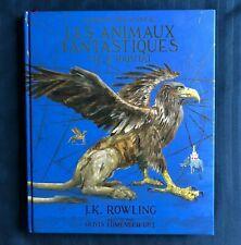Les Animaux Fantastiques : Vie et Habitat de J.K Rowling (beau livre)