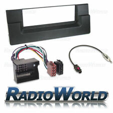 BMW 5 serie E39 Cd Estéreo Fascia Surround Kit de montaje de radio de coche plana Pin