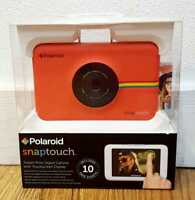 Polaroid Snap Touch Instant Print Digital Camera W/ LCD Display Red NEW Sealed