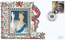 (18890) Zambia Benham Cover Queen Golden Jubilee Anniversary 6 February 2007