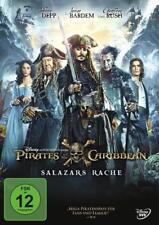 Pirates of the Caribbean 5 - Salazars Rache - Fluch der Karibik - DVD - NEU