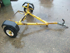 Trailer for Bomag BW55 E vibrating roller - cheap delivery INCLUDES VAT